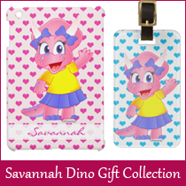 Savannah Dino Gift Collection