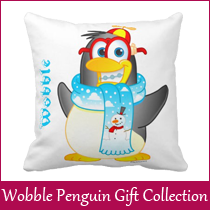 Wobble Penguin Gift Collection